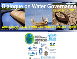 Dialogue on Water Governance 2015 (DWG 2015)